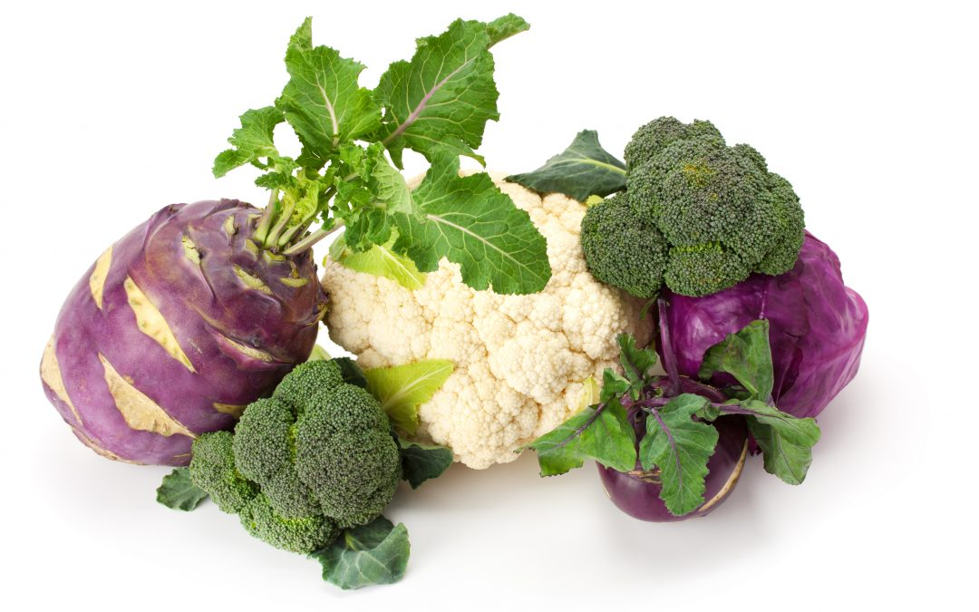 Cruciferous Vegetables and Your Prostate Health